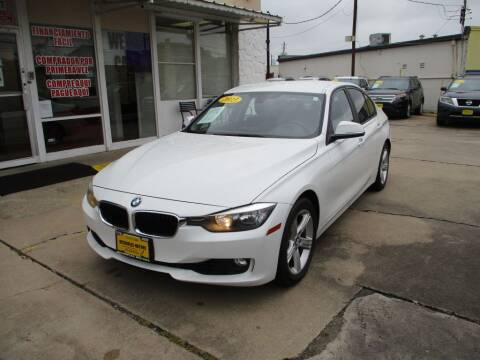 2013 BMW 3 Series for sale at Metroplex Motors Inc. in Houston TX