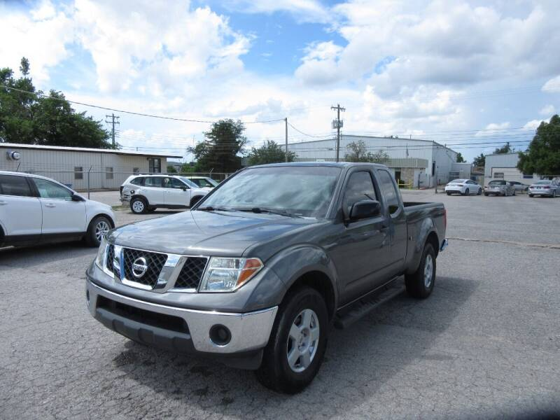 2008 Nissan Frontier for sale at Grays Used Cars in Oklahoma City OK