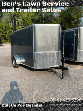 2022 Doolittle BL6X10S for sale at Ben's Lawn Service and Trailer Sales in Benton IL