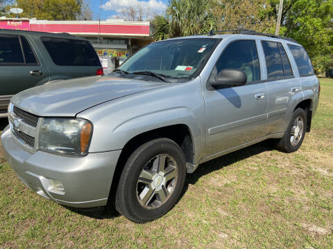 2008 Chevrolet TrailBlazer for sale at Massey Auto Sales in Mulberry FL