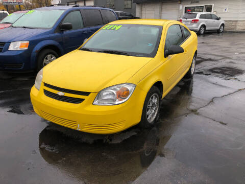 2005 Chevrolet Cobalt for sale at D and D All American Financing in Warren MI