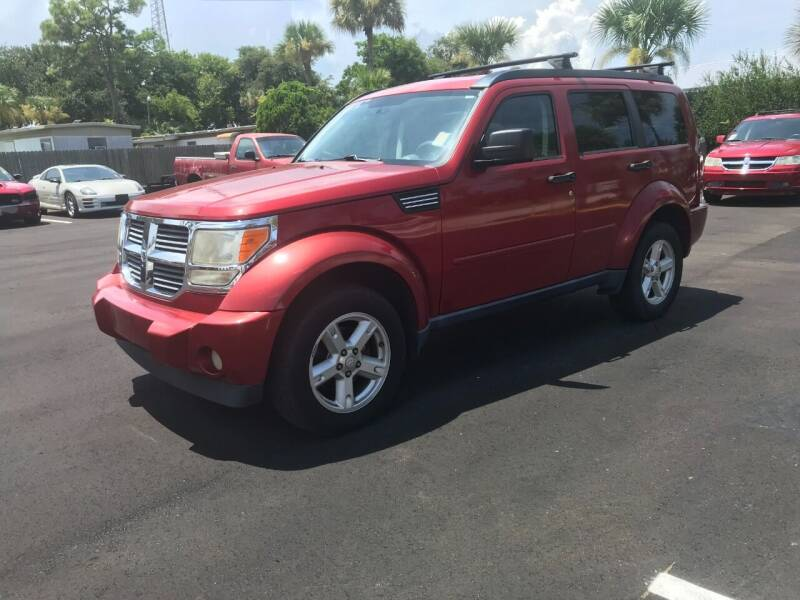 2008 Dodge Nitro for sale at AutoVenture in Holly Hill FL