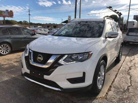 2019 Nissan Rogue for sale at Beach Cars in Fort Walton Beach FL
