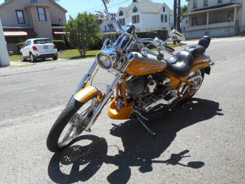 2004 harley davidson fxstdse2 for sale at Sleepy Hollow Motors in New Eagle PA