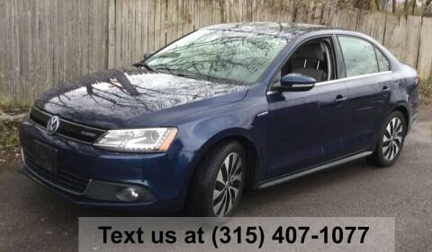 2014 Volkswagen Jetta for sale at Pete Kitt's Automotive Sales & Service in Camillus NY