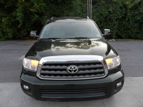2010 Toyota Sequoia for sale at Richards's Auto Sales & Salvage in Denton NC