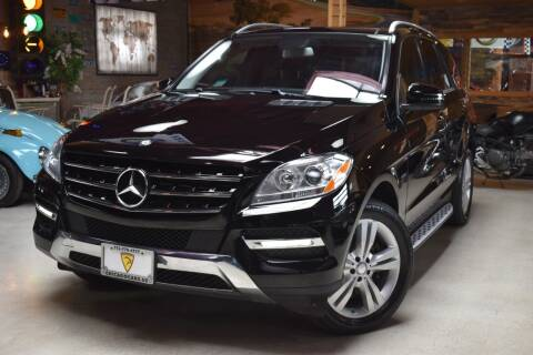 2012 Mercedes-Benz M-Class for sale at Chicago Cars US in Summit IL