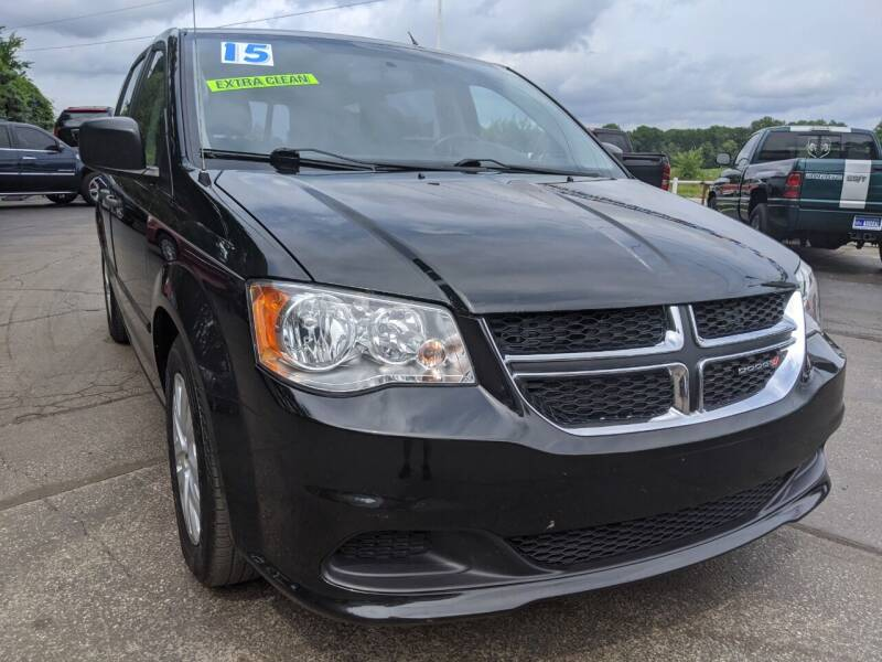 2015 Dodge Grand Caravan for sale at GREAT DEALS ON WHEELS in Michigan City IN