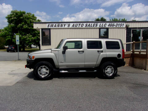 2006 HUMMER H3 for sale at Swanny's Auto Sales in Newton NC