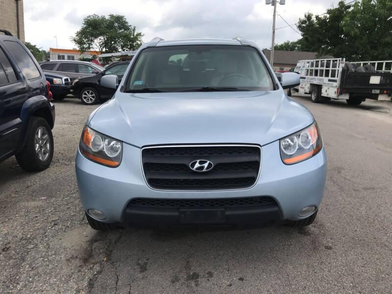 2008 Hyundai Santa Fe for sale at Worldwide Auto Sales in Fall River MA