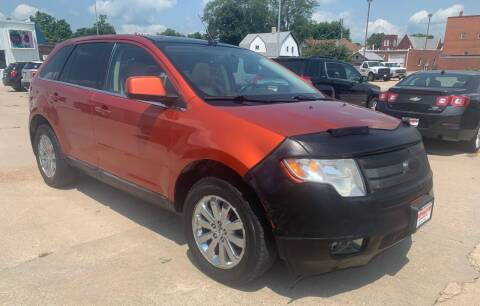 2008 Ford Edge for sale at Spady Used Cars in Holdrege NE