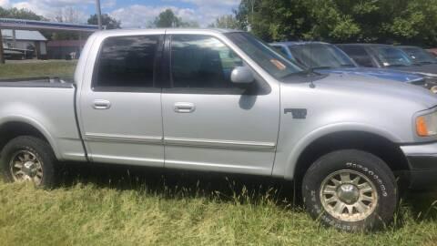 2001 Ford F-150 for sale at New Start Motors LLC - Rockville in Rockville IN