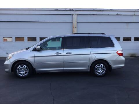 2007 Honda Odyssey for sale at My Three Sons Auto Sales in Sacramento CA