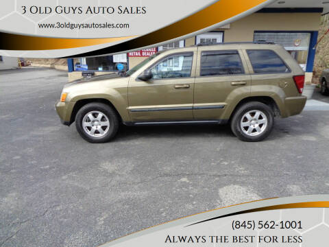 2008 Jeep Grand Cherokee for sale at 3 Old Guys Auto Sales in Newburgh NY