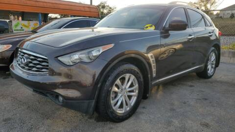 2010 Infiniti FX35 for sale at GP Auto Connection Group in Haines City FL