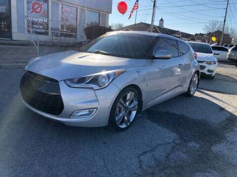 2016 Hyundai Veloster for sale at Bagwell Motors in Lowell AR