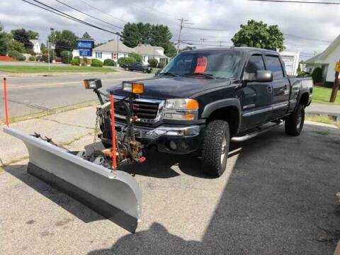 2005 GMC Sierra 2500HD for sale at ELITE AUTO SALES, INC in Methuen MA
