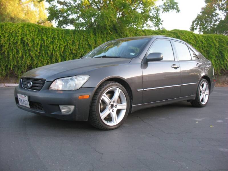 2004 Lexus IS 300 for sale at Mrs. B's Auto Wholesale / Cash For Cars in Livermore CA