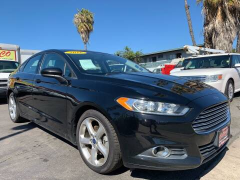 2016 Ford Fusion for sale at CARCO SALES & FINANCE #2 in Chula Vista CA