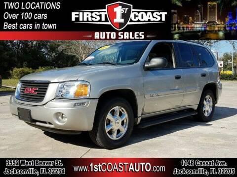 2004 GMC Envoy for sale at 1st Coast Auto -Cassat Avenue in Jacksonville FL
