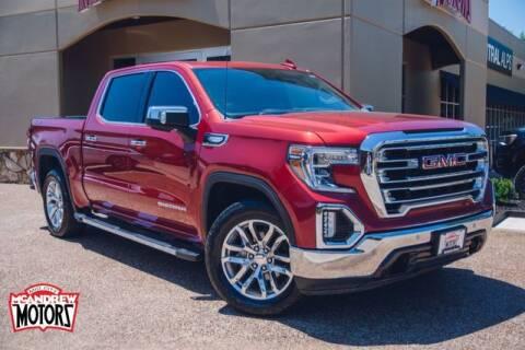2019 GMC Sierra 1500 for sale at Mcandrew Motors in Arlington TX