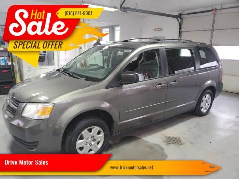 2010 Dodge Grand Caravan for sale at Drive Motor Sales in Ionia MI