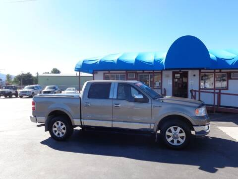 2006 Lincoln Mark LT for sale at Jim's Cars by Priced-Rite Auto Sales in Missoula MT