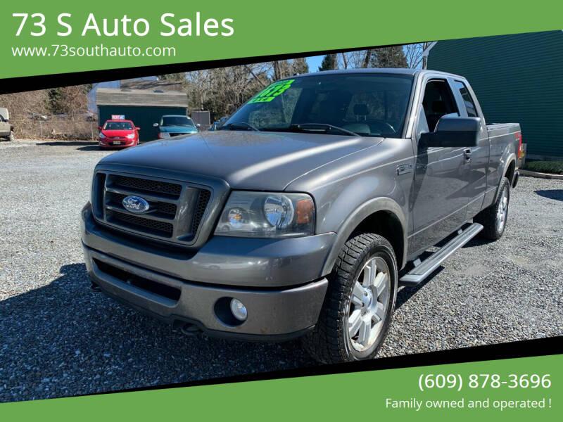2008 Ford F-150 for sale at 73 S Auto Sales in Hammonton NJ
