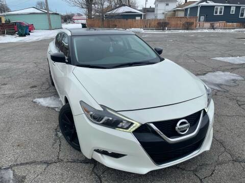 2017 Nissan Maxima for sale at Some Auto Sales in Hammond IN