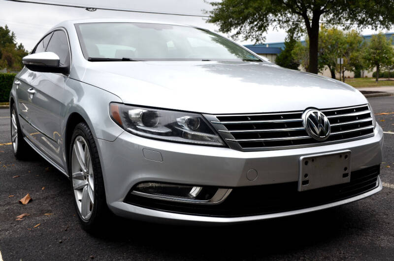 2013 Volkswagen CC for sale at Wheel Deal Auto Sales LLC in Norfolk VA