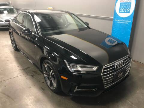 2017 Audi A4 for sale at Loudoun Motors in Sterling VA