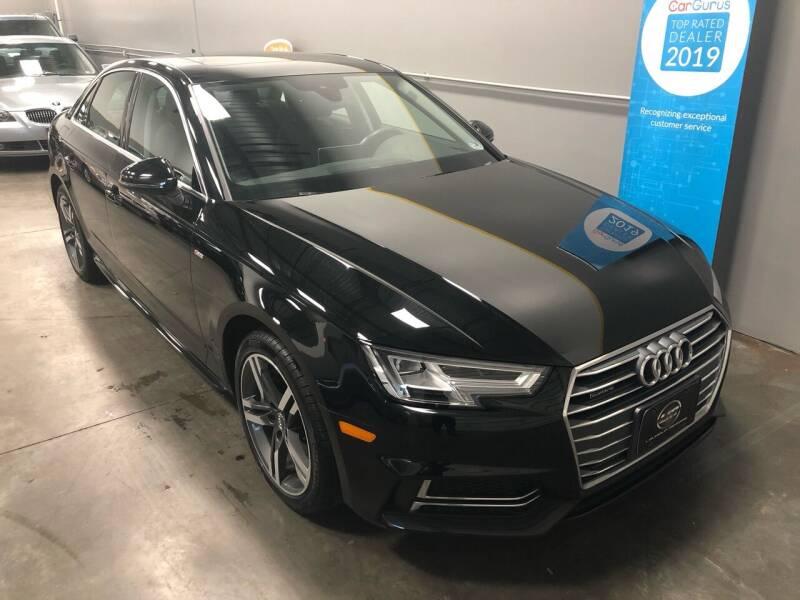 2017 Audi A4 for sale at Loudoun Motors in Sterling VA