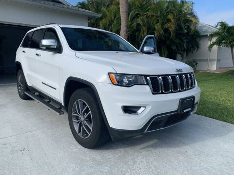 2017 Jeep Grand Cherokee for sale at Dominic Sales LTD in Syracuse NY