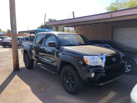 2008 Toyota Tacoma for sale at Valley Auto Center in Phoenix AZ