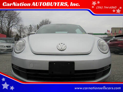 2012 Volkswagen Beetle for sale at CarNation AUTOBUYERS, Inc. in Rockville Centre NY