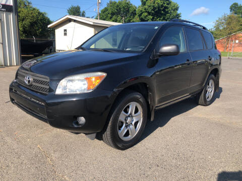 2008 Toyota RAV4 for sale at Elders Auto Sales in Pine Bluff AR