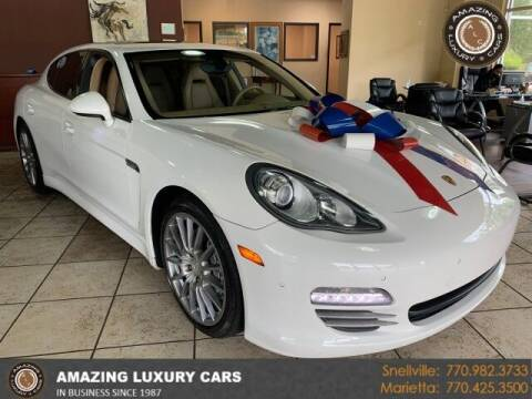 2011 Porsche Panamera for sale at Amazing Luxury Cars in Snellville GA