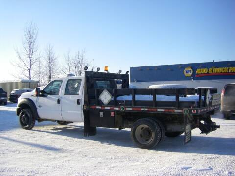 2012 Ford F-550 Super Duty for sale at NORTHWEST AUTO SALES LLC in Anchorage AK