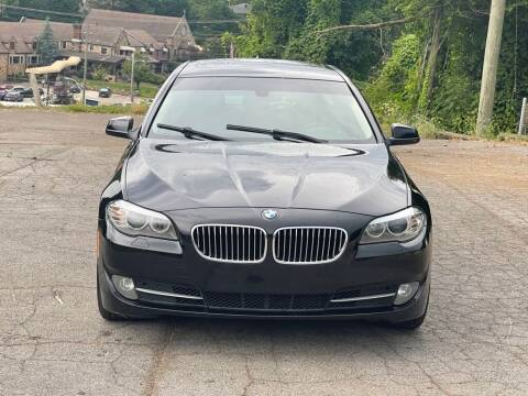 2011 BMW 5 Series for sale at Car ConneXion Inc in Knoxville TN