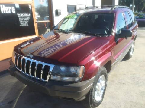 2003 Jeep Grand Cherokee for sale at QUALITY AUTO SALES OF FLORIDA in New Port Richey FL