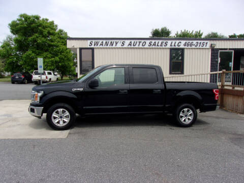 2018 Ford F-150 for sale at Swanny's Auto Sales in Newton NC