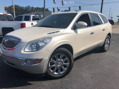 2011 Buick Enclave for sale at Lux Auto in Lawrenceville GA