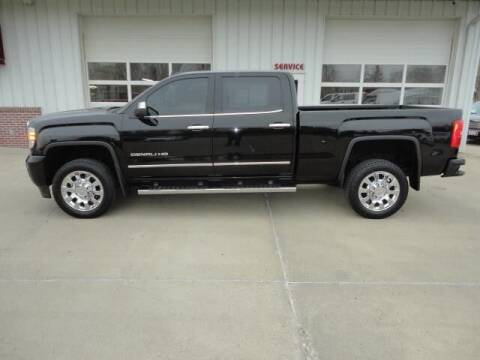 2015 GMC Sierra 2500HD for sale at Quality Motors Inc in Vermillion SD