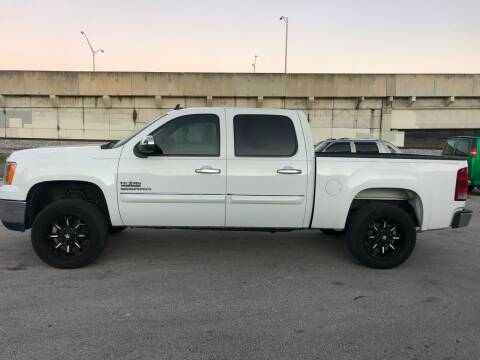 2011 GMC Sierra 1500 for sale at Florida Cool Cars in Fort Lauderdale FL