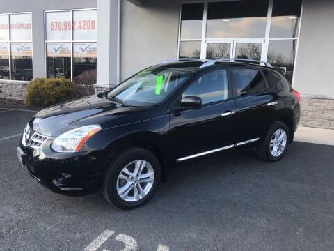 2012 Nissan Rogue for sale at Keystone Used Auto Sales in Brodheadsville PA