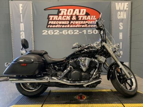 2011 Yamaha V-Star for sale at Road Track and Trail in Big Bend WI