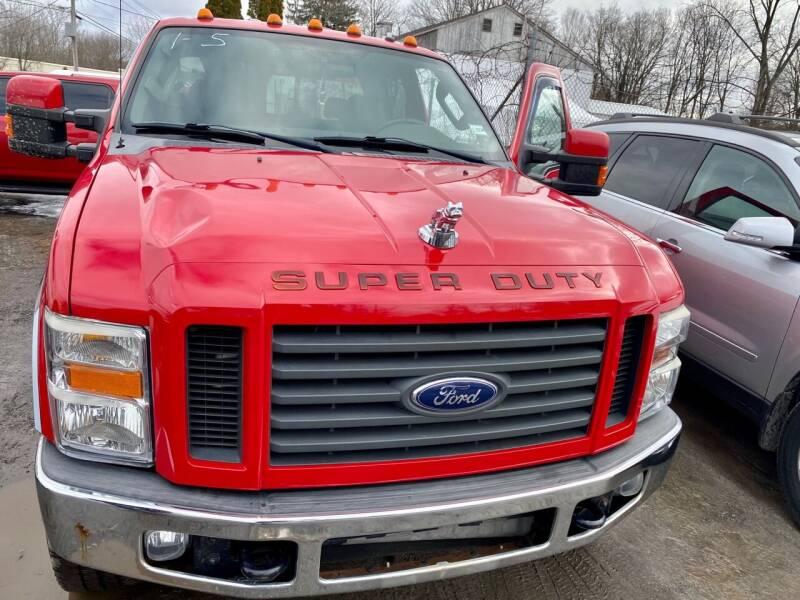 2008 Ford F-350 Super Duty for sale at AR's Used Car Sales LLC in Danbury CT