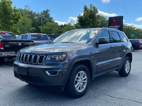 2019 Jeep Grand Cherokee for sale at Midstate Auto Group in Auburn MA