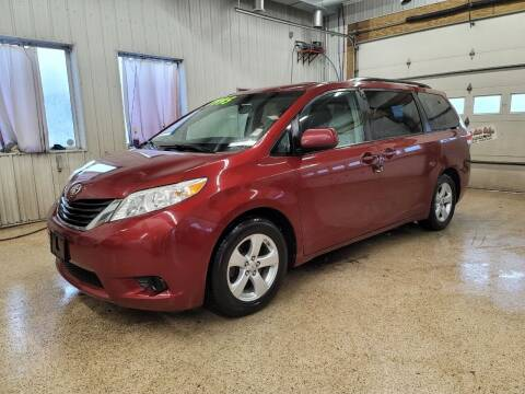 2012 Toyota Sienna for sale at Sand's Auto Sales in Cambridge MN