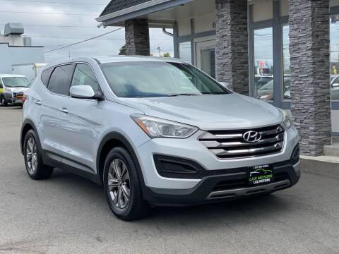 2014 Hyundai Santa Fe Sport for sale at Lux Motors in Tacoma WA